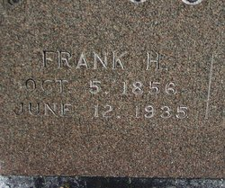 Frank H Cook