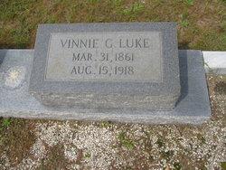 Elvina Vinnie <i>Giddens</i> Luke