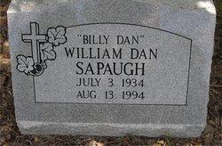 William Dan Billy Dan Sapaugh