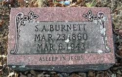 Sarah Alice <i>Snapp Burnett Edmonds</i> Bradds