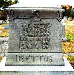 Allen Erastus Bettis