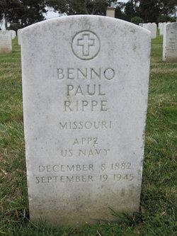 Benjamin Paul Benno Rippe