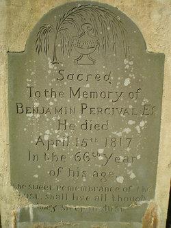 Benjamin Percival