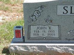 John Kennedy Slay, Sr