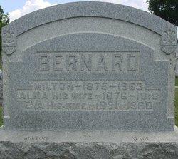 Alma <i>Shepp</i> Bernard