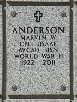 Marvin Wesley Marv Anderson