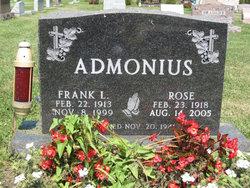 Rose <i>DeGutis</i> Admonius