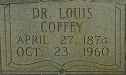 Dr Louis McWill Coffey