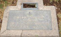 Gordon Lee Will