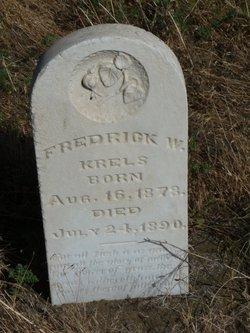 Fredrick W. Krels