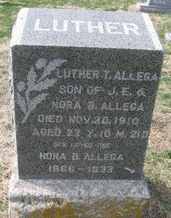 Nora B. <i>Fleetwood</i> Allega