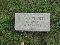 Augusta <i>Cranston</i> Brimmer