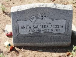 Anita Sauceda Acosta