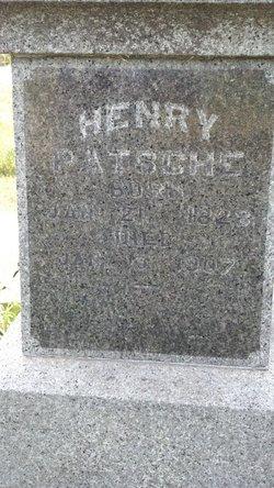 Henry Patsche