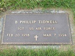 Bobby Phillip Tidwell