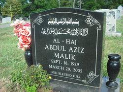 Al-Haj Abdul Aziz Malik