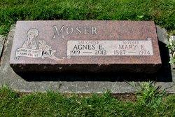 Agnes Elizabeth Moser