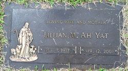 Lillian Pauline Kekaikuihala Rosehill <i>Mattson</i> Ah Yat