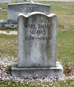 Mary Pearl <i>Sharp</i> McAmis