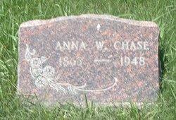 Anna W Chase