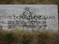 John Donald England