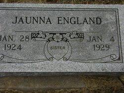 Juanna England