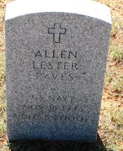 Allen Lester Eaves