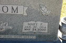 Mary F. Brom