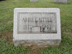 Abbie E. <i>Scull</i> Ritter