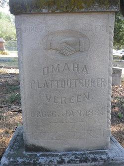 Omaha Plattoutscher Vereen