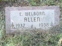 E. Welborn Allen