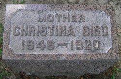 Christina <i>Ehret</i> Bird