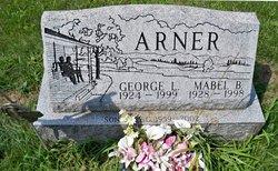 Mabel Bertha <i>Brobst</i> Arner