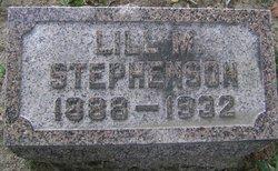 Lillie M <i>Bird</i> Stephenson