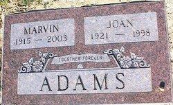 Joan Kay <i>Berry</i> Adams