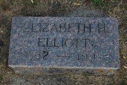 Elizabeth H Elliott