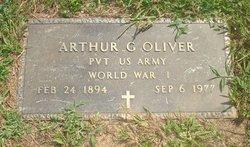 Arthur G. Oliver