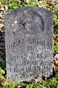 Dora Ella Anderson