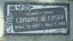 Conway W. Cosby