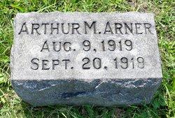 Arthur M Arner