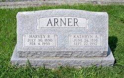 Harvey R Arner