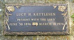 Lucy H Kettlesen