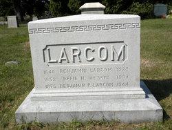 Benjamin Parker Larcom