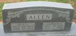 Artest <i>Hilliard</i> Allen