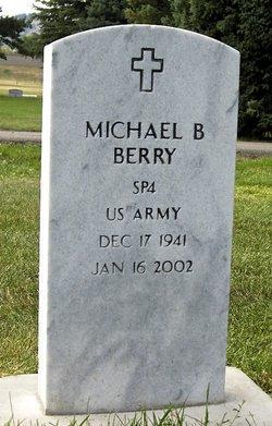 Michael B Berry