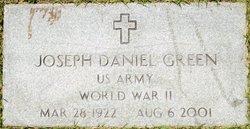 Joseph Daniel Green