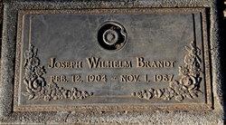 Joseph Wilhelm Brandt