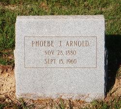 Phoebe J. Arnold