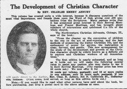 Rev Charles Emery Asbury
