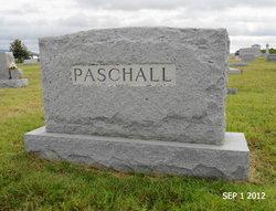 Tillman Clarence Paschall